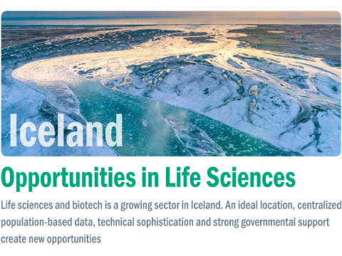 Iceland - Opportunities in Life Sciences - Invest in Iceland