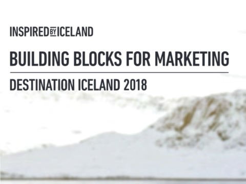 Marketing destination Iceland - Inspired by Iceland